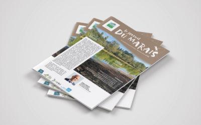 Le journal du marais n°31 est disponible !
